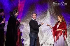 Бал вампиров Москва - репетиция