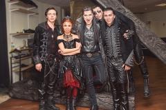 Бал Вампиров - закулисье