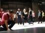 Broadway Dreams - репетиция