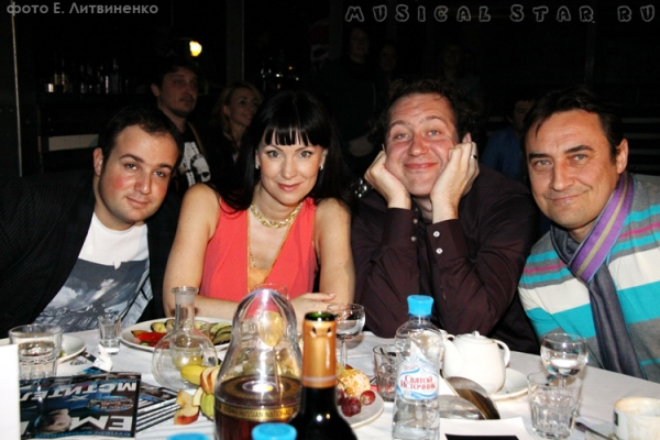 Жорж 2012 -Н.Гришаева с мужем и